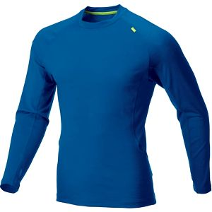 Inov-8 Triko BASE ELITE 150 MERINO LS blue/lime modrá XL
