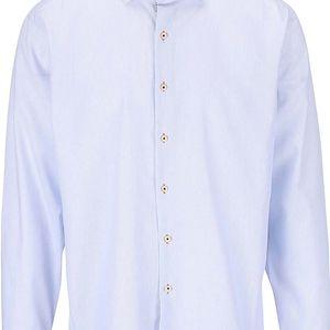 Bílo-modrá pruhovaná košile Seven Seas