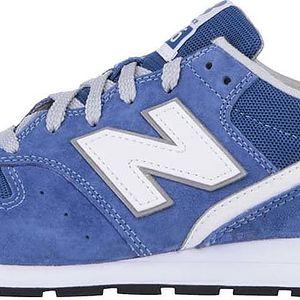 Modré pánské tenisky s bílými detaily New Balance