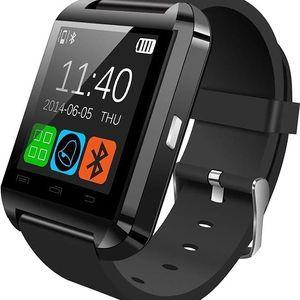 U Watch U8 SmartWatch, černá