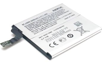 Nokia BV-T5A baterie 2220mAh (eko-balení)