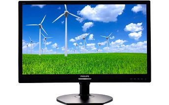 "Philips 221S6QYMB - LED monitor 22"" - 221S6QYMB/00"
