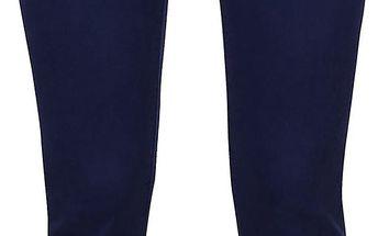 Tmavě modré skinny džíny Roxy Time