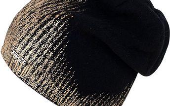 Art of Polo Zimní čepice - černozlatá cz16535.3