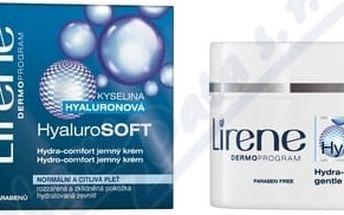 Lirene HyaluroSOFT jemný krém 50ml