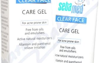SEBAMED Clear Face Pečující gel 50ml