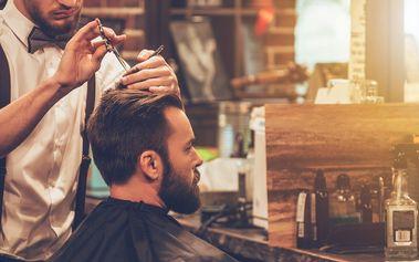 Péče pro pány: Návštěva barber shopu v Liberci