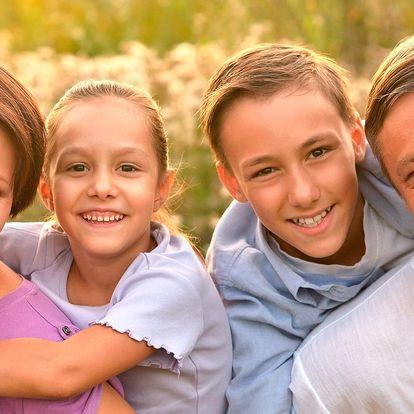 Beskydská rodinná idylka s farmářskou polopenzí