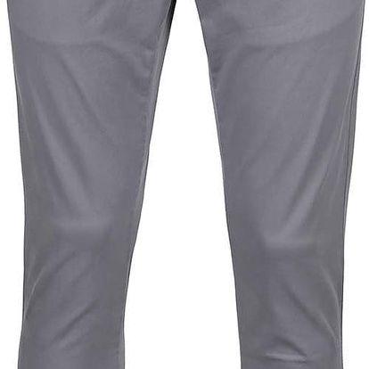 Šedé pánské kalhoty s.Oliver