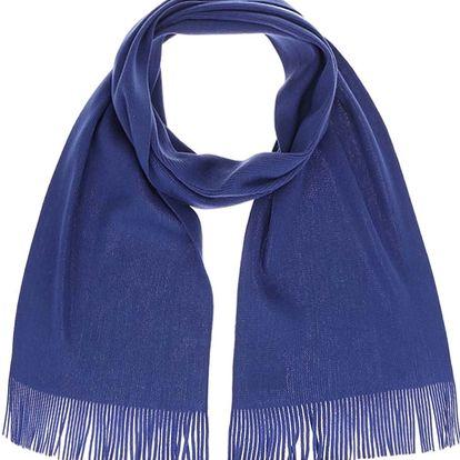 Modrá šála Portia