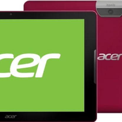 "Acer Iconia One 10 (B3-A30-K93U) 10,1"" - 16GB, červená - NT.LD9EE.004"