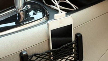 Nalepovací síťka do auta