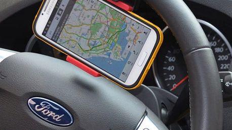 Stojan telefonu na volant