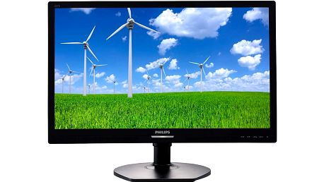 "Philips 221S6QYMB - LED monitor 22"" - 221S6QYMB/00"