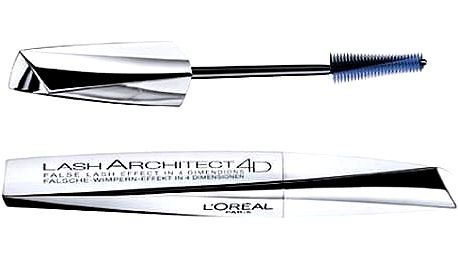 L´Oréal Paris Lash Architect 4D 10,5 ml řasenka Black W