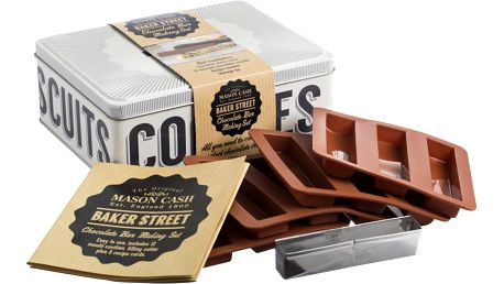 Box na sušenky s formami MasonCash Baker Lane