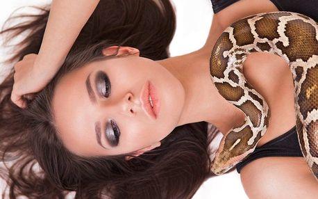 Omlazující 7fázový lifting s hadím jedem
