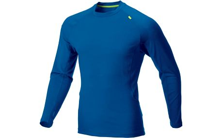 Inov-8 Triko BASE ELITE 150 MERINO LS blue/lime modrá S
