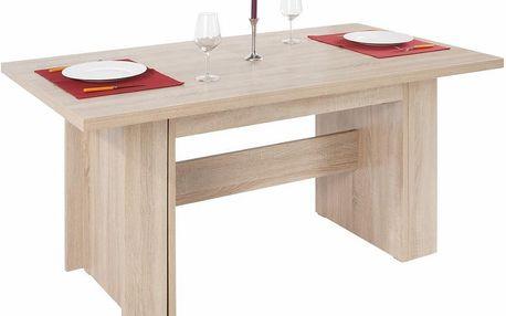 Výsuvný stůl hamilton 160 az, 160/74/90 cm