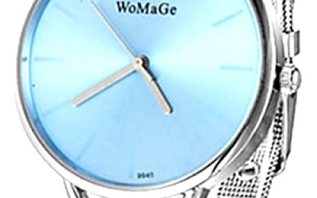 Elegantní dámské hodinky s úzkým páskem