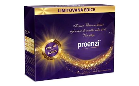 Walmark Proenzi 3+ 180 + 45 tbl. Vánoce 2016