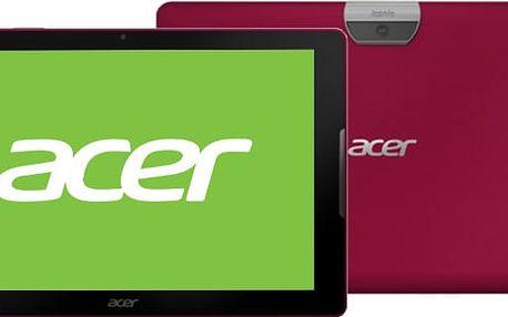 Acer Iconia One 10 (B3-A30-K93U) (NT.LD9EE.004) červený