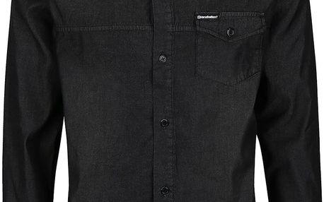 Černá pánská košile Horsefeathers Rodney