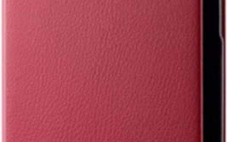HUAWEI Pouzdro na mobil flipové pro P8 Lite - červené