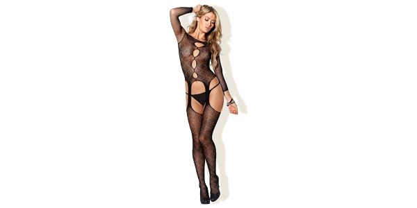 Catusuit SUPERIOR KITTY black