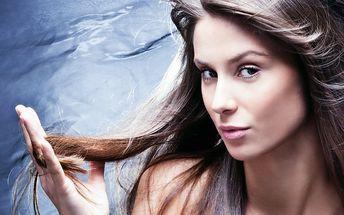Regenerace pro vaše vlasy včetně střihu