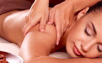 Celotělová královská masáž - 80 minut