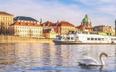 Za pohodou do Anette: Pobyt v centru Prahy pro 2