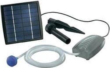 Provzdušňovač solární pro jezírka Esotec