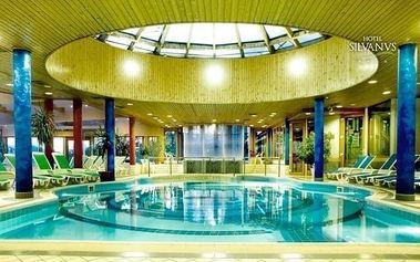 Luxusní pobyt ve Visegrádu s wellness