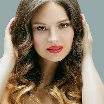 Efektní zesvětlení vlasů – ombré nebo balayage