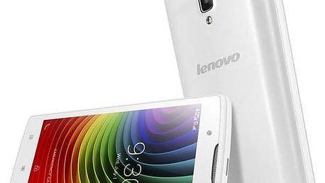 Mobilní telefon Lenovo A2010 Single SIM LTE (PA1J0082CZ) bílý Software F-Secure SAFE 6 měsíců pro 3 zařízení (zdarma)