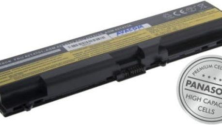 """Baterie Avacom pro Lenovo Lenovo ThinkPad T410/SL510/Edge 14""""/Edge 15"""" Li-Ion 11,1V 5800mAh (NOLE-SL41-P29) černá"""