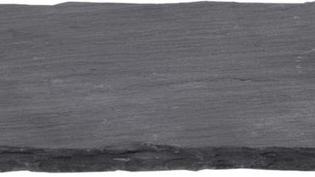 Břidlicový podnos Sola Flow, 33 x 18 cm - doprava zdarma!