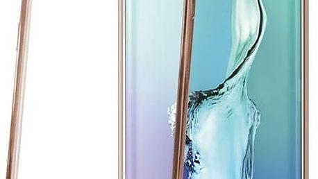 CELLY Laser pouzdro Samsung Galaxy S6 edge+ zlaté