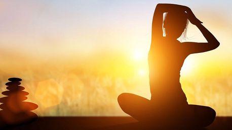 3 hodinové lekce v Bindu Yoga Studiu