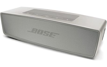 Bose SoundLink Mini Bluetooth Speaker II Bílá