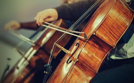 Charitativní koncert ve Smetanově síni Obecního domu: Mozart & Vivaldi, sobota 1.4.2017