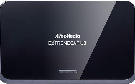 AVerMedia Extreme Cap U3, nahrávací zařízení - 61CV7100A0AD