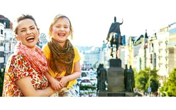 Dětská Praha: Hledání pokladu na Starém Městě