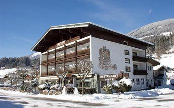 Rakousko - Zillertal Arena na 8 dní, snídaně s dopravou vlastní