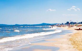 Týden u moře v Rimini pro dospělého a dítě