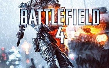 Hra EA Battlefield 4 (EAP40405)