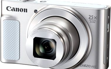 Canon PowerShot SX620 HS, bílá - 1074C002