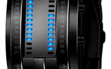 Binární LED hodinky - 2 barvy