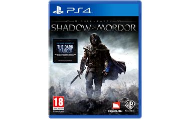 Middle-Earth: Shadow of Mordor - PS4 - 5051892168687